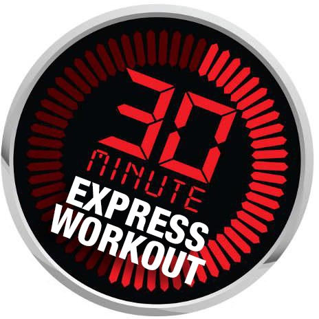 30 minute express workout