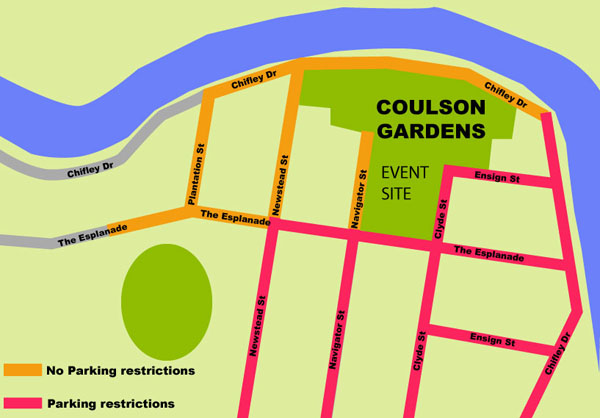 Coulson Gardens, Maribyrnong
