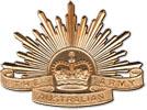 Australian Army Badge