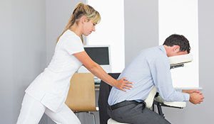 Corporate Massage Therapy