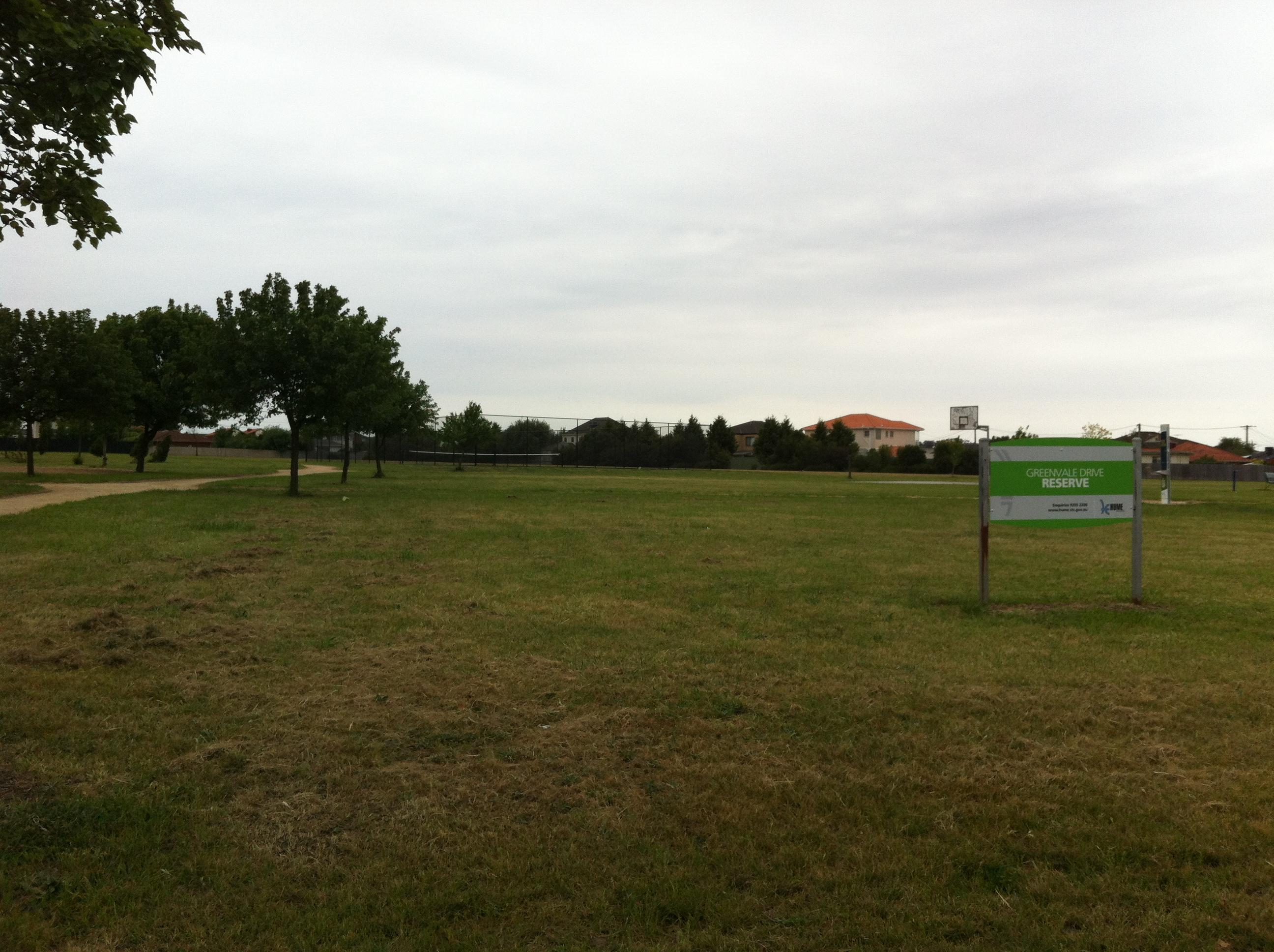 Greenvale Drive Reserve