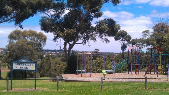Aberfeldie Park