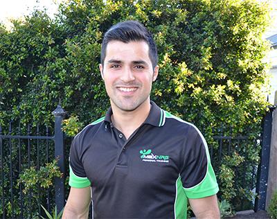 Mobile Personal Trainer - Denis Sadik