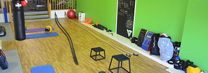 Indoor Boot Camps at our Studio in Ascot Vale