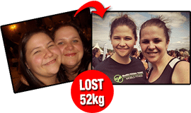 Kathy fantastic health and fitness transformation before and after