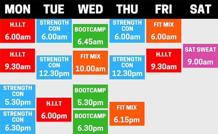 Boot Camp Melbourne | Personal Fitness Training Bootcamps in